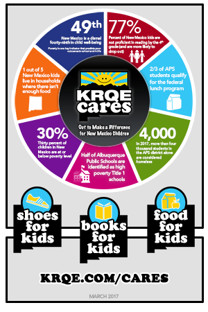 The KRQE Cares Program
