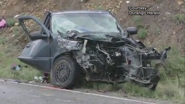 8-year-old killed in crash near New Mexico state line
