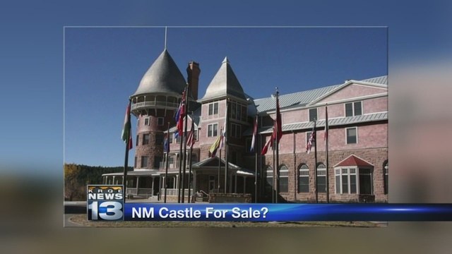Historic New Mexico castle listed for sale on Craigslist