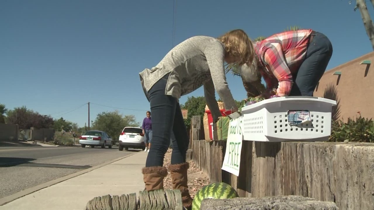 New Albuquerque Nonprofit Aims To Feed People For Free