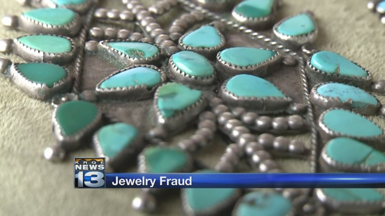 Man sentenced after selling fake Native American jewelry