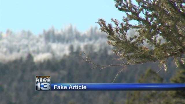 Online hoax claims shape-shifter attacked campers in New Mexico