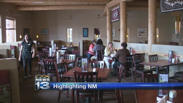 Famous chef to feature New Mexico cafe in new show