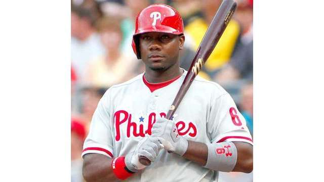 Ryan Howard is now an Albuquerque Isotope