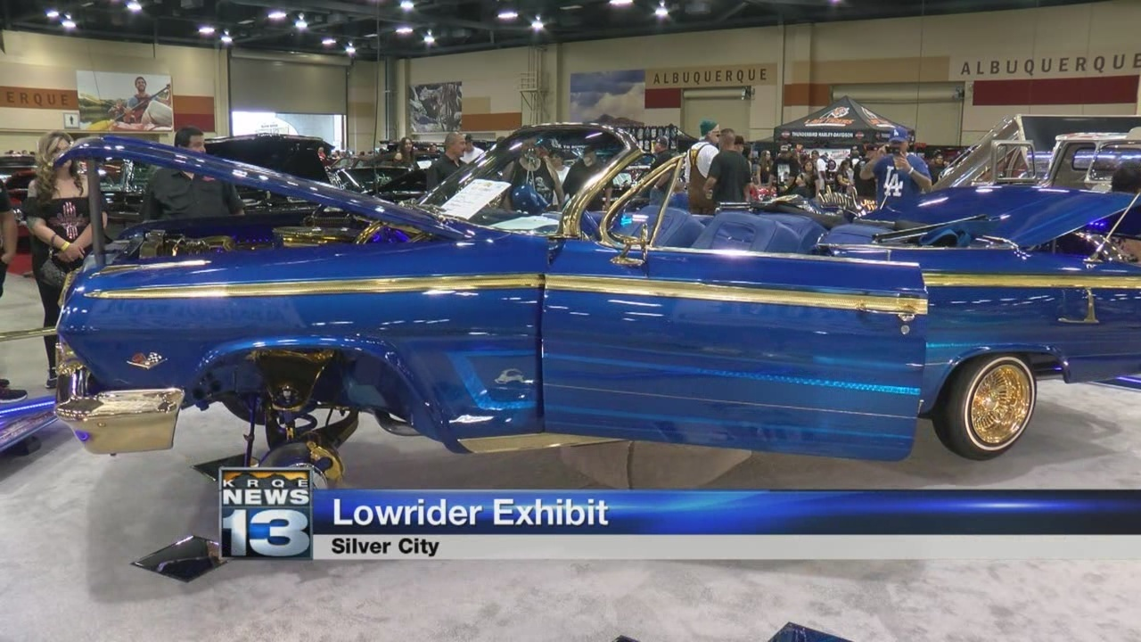 Lowriders Subject Of Upcoming Photo Exhibit In Silver City - Car show albuquerque
