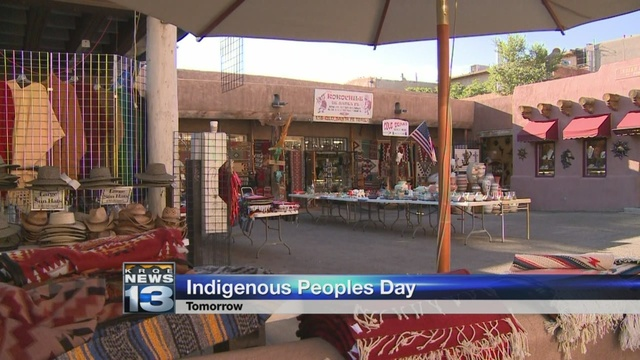 New Mexicans prepare to celebrate Indigenous Peoples Day