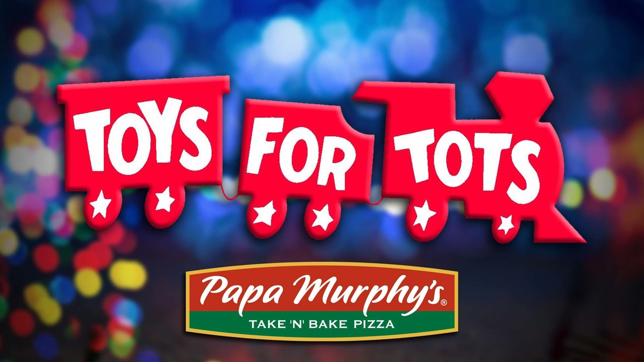 Offical Logo For Toys For Tots : Toys for tots give joy to a new mexico kid
