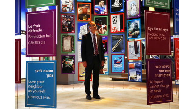 Museum of the Bible, built by Hobby Lobby owner, opens in DC