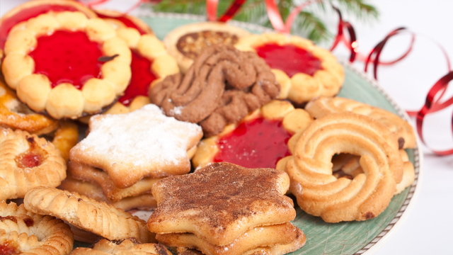 How to ship holiday cookies