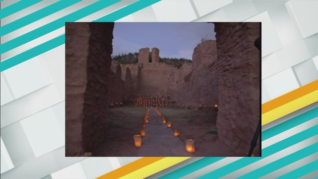 Holidays at NM Historic Sites