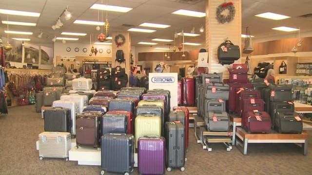 Liebers Luggage Makes Perfect Holiday Gifts