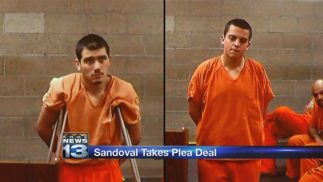 Man accused of killing contractor takes plea deal