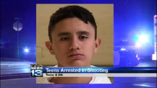 Teen suspect in fatal Tower Park shooting appears in court