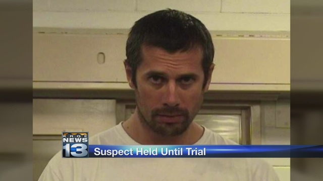 Man accused of murdering roommates to remain behind bars until trial