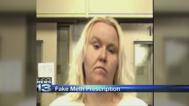 Albuquerque woman arrested after lying about 'medical meth'