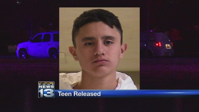 Teen accused of Tower Park murder released from jail
