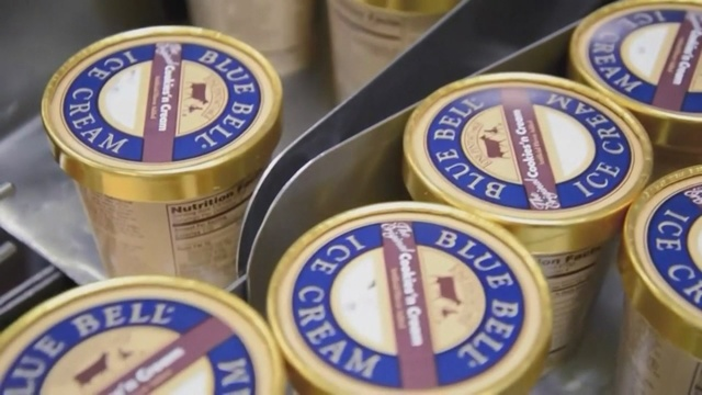 Blue Bell ice cream returns to New Mexico