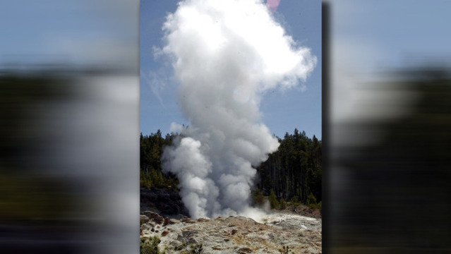 World's largest geyser could soon potentially erupt at Yellowstone