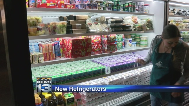 Bernalillo County donates refrigerators to New Mexico food pantry
