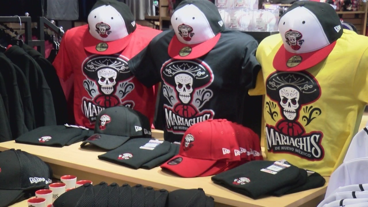 a1f4f6a824a Isotopes Mariachis de Nuevo Mexico merchandise is a hot ticket