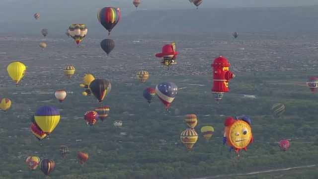 An update for balloon-enthusiasts on the 2018 Fiesta