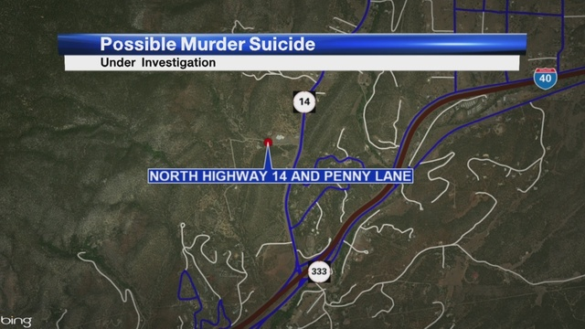 Deputies investigate possible murder-suicide