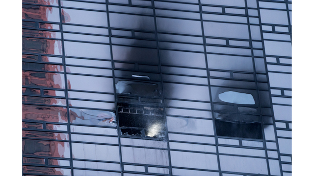Trump Tower fire caused by overloaded power strips