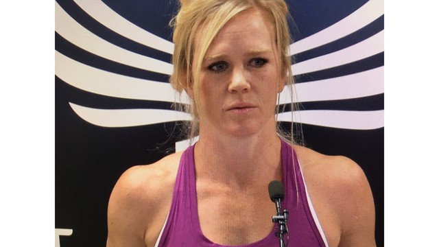Anderson debuts against Holm in June