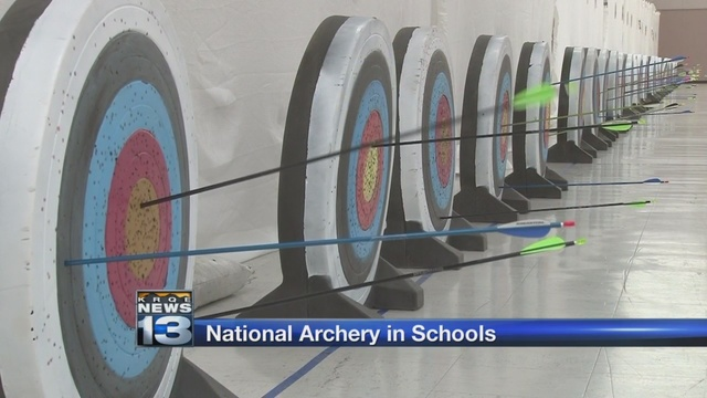 Over 900 New Mexico kids participate in archery competition