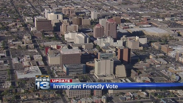 City Council votes to strengthen Albuquerque's immigrant-friendly status