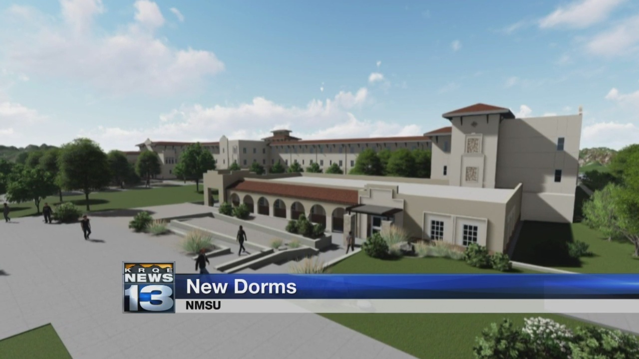 New Dorms Coming To Nmsu Will Cater To First Year Students