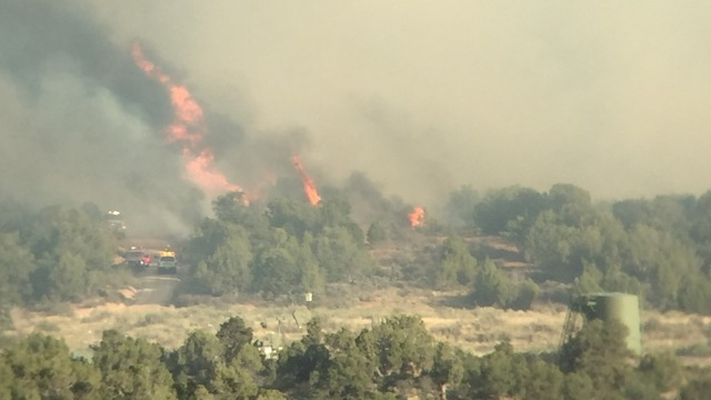 Evacuation lifted for Arena Canyon Fire in San Juan County