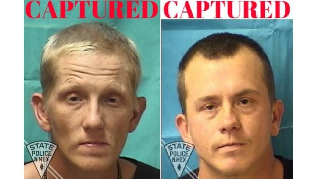 NMSP capture suspects in northern New Mexico triple homicide