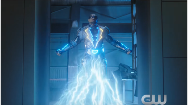 Black Lightning Is Back And New On Tuesday Night