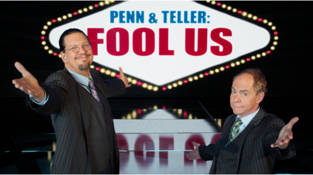 Penn & Teller: Fool Us Is Here On Your Friday Night
