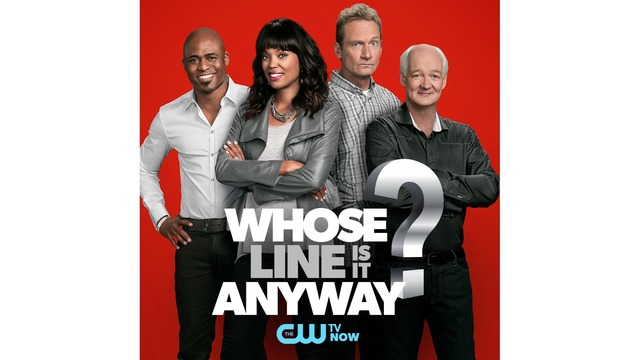 Whose Line Is It Anyways, Lance Bass, Friday Night