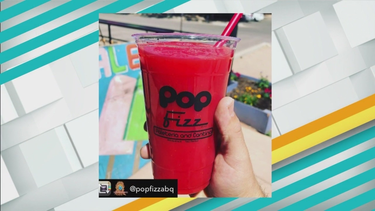 Pop Fizz Offers Cool Tasty Ice Cream Floats This Summer