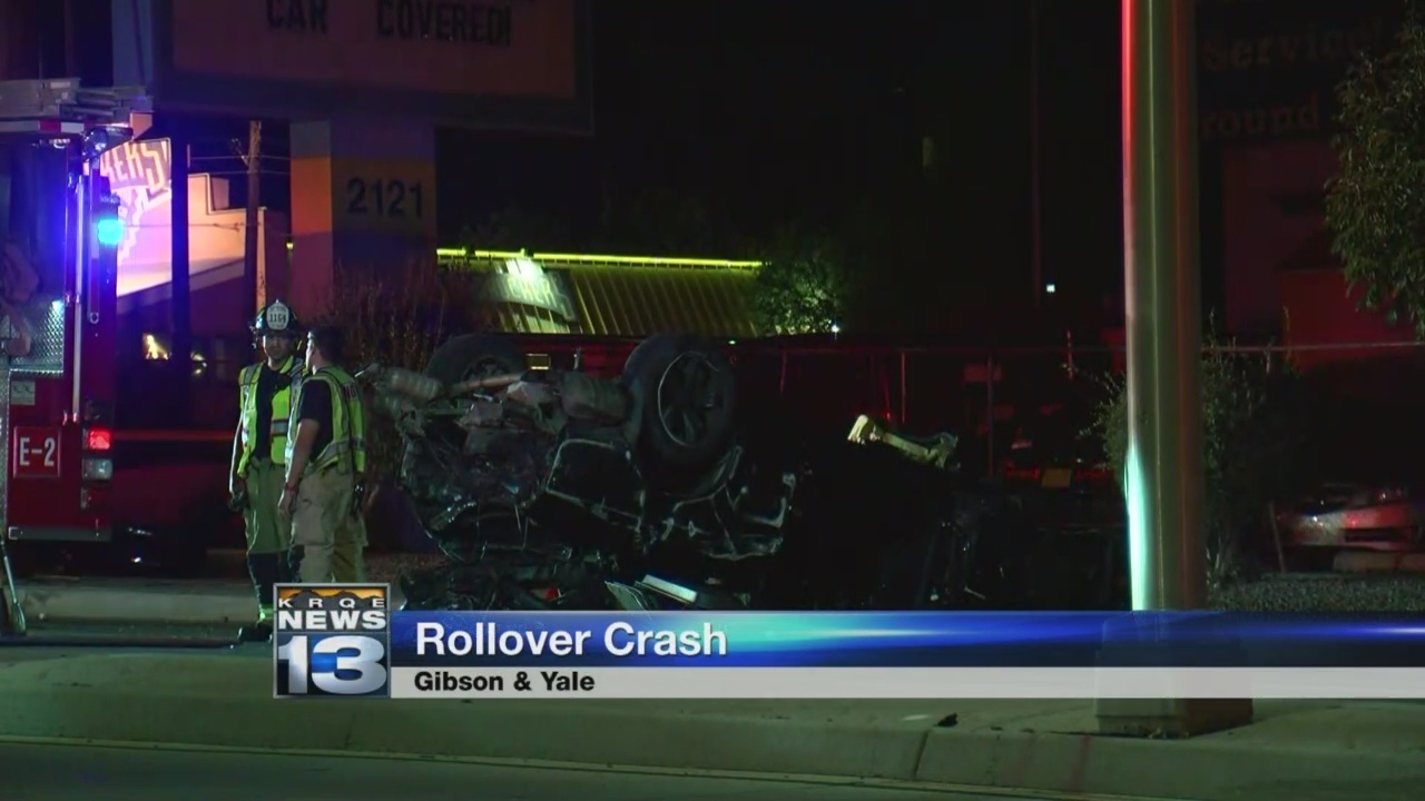 66b5c76c996 APD responds to crash with injuries at intersection of Yale