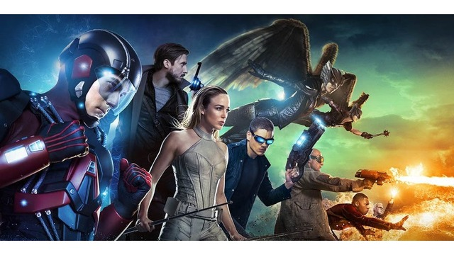 DC's Legends of Tomorrow Debuts Premieres Monday Night!