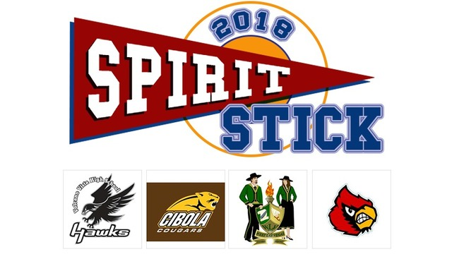 Week 11 Spirit Stick