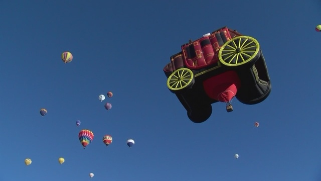 Travel Channel names Balloon Fiesta in list of top fall festivals
