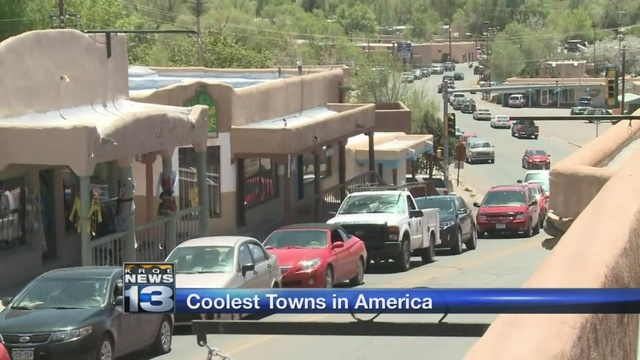 Taos named one of America's 'coolest towns'