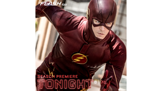 The Flash Season 5 Starts Tonight!