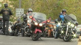 Motorcyclist rally to raise awareness at 'Veterans Suicide Prevention Ride'