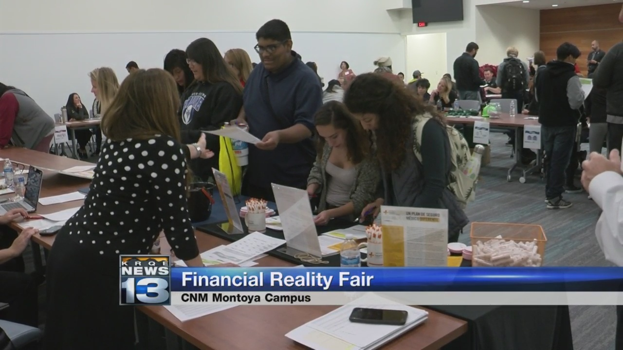 Credit Union Hosts Financial Literacy Event For Albuquerque Students
