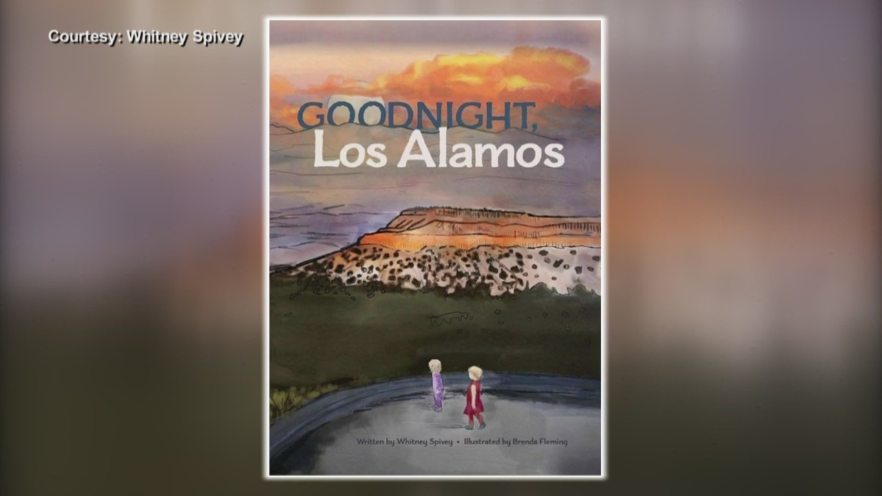 Goodnight Los Alamos Local Mothers Create Childrens Bedtime Adventure