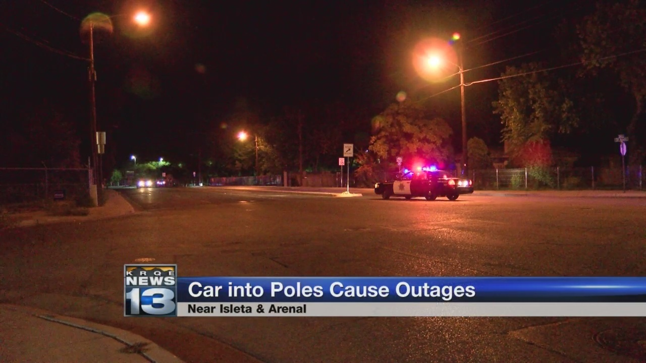 Pnm 621 People Without Power In Sw Albuquerque