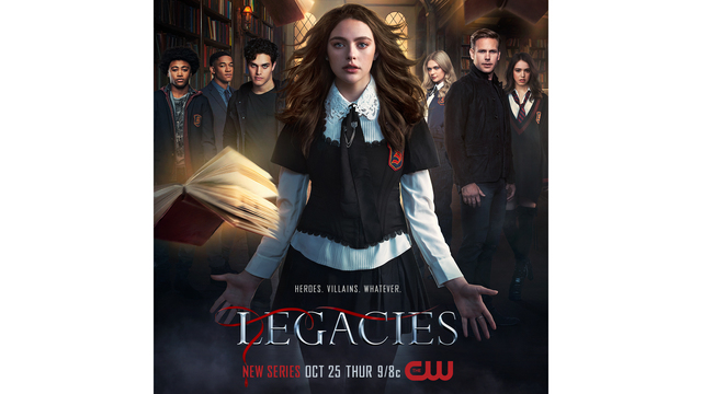 Legacies Is New This Thursday