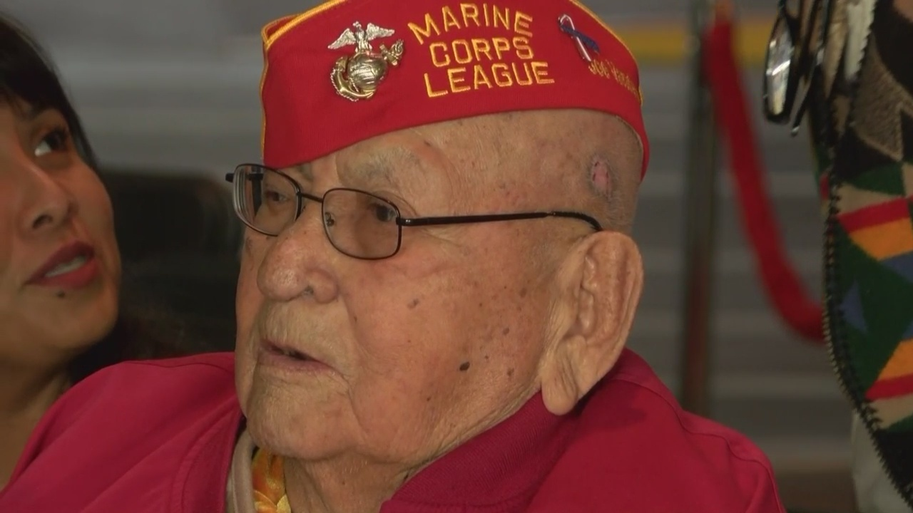world war ii code talkers inducted into albuquerque wall of fame