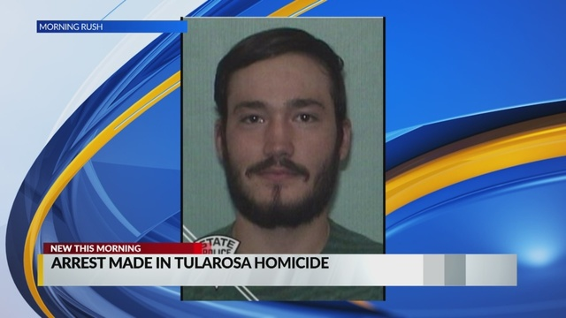 Arrest made in Tularosa homicide